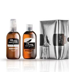 TRATTAMENTO COMPLETO CADUTA STAGIONALE HAIR-GYM (KIT)