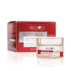 ANTI AGE INTENSIVA - Crema Giorno Antirughe Intensiva - Acido Ialuronico