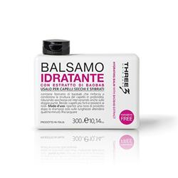 THREE HAIR CARE BALSAMO IDRATANTE AL BAOBAB