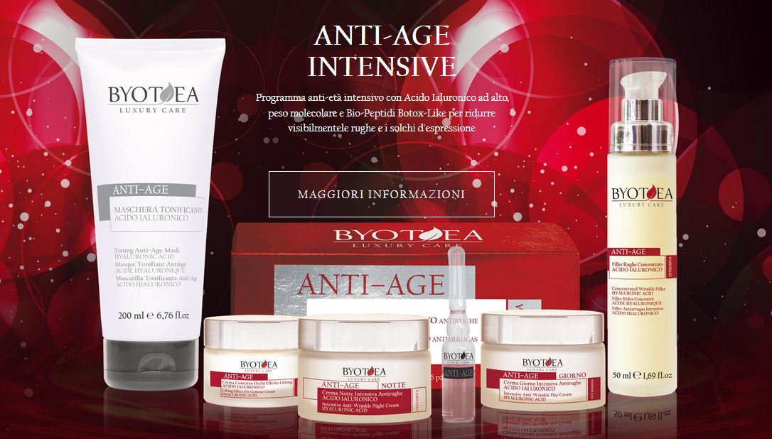 Linea ANTI-AGE INtensive
