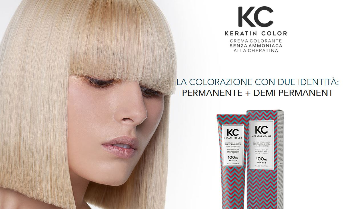 KC KERATIN COLOR